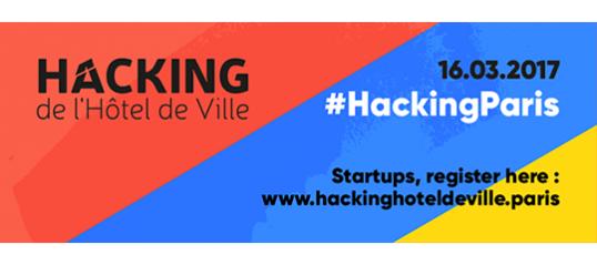 Hacking de l'Hôtel de Ville 2017